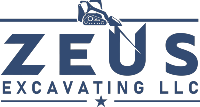 Zeus Excavating LLC Logo