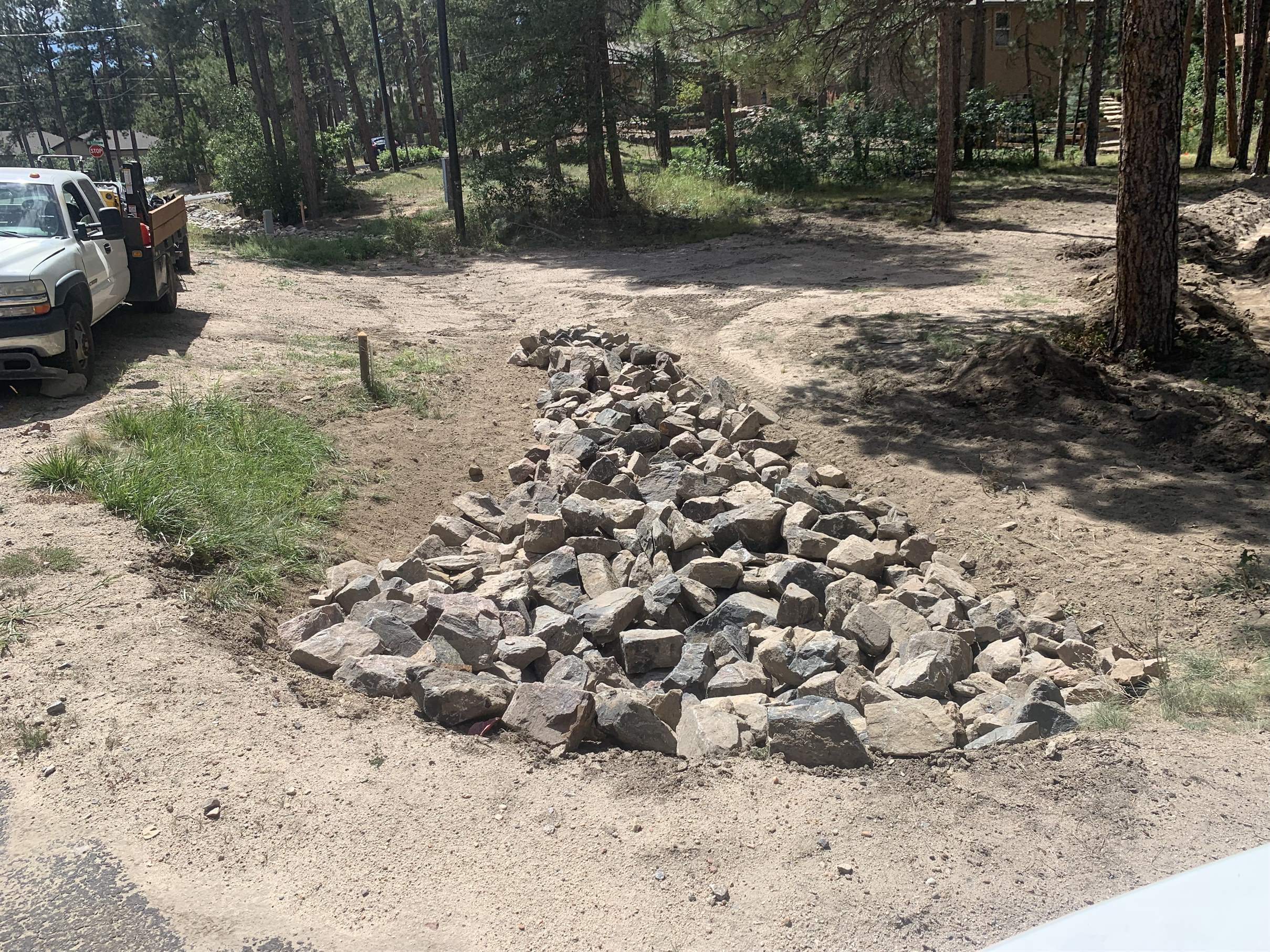 Erosion Control After