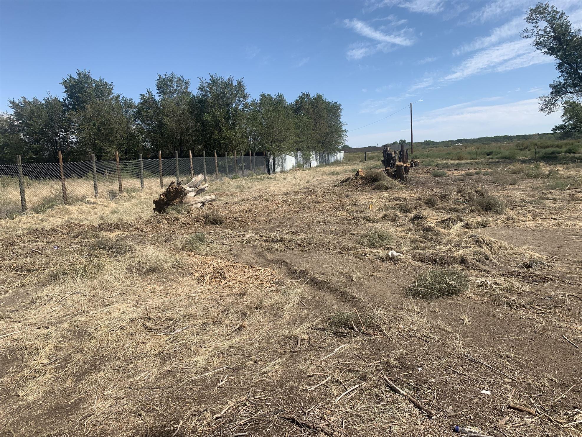 Commercial Land LOver-Lot Grading After